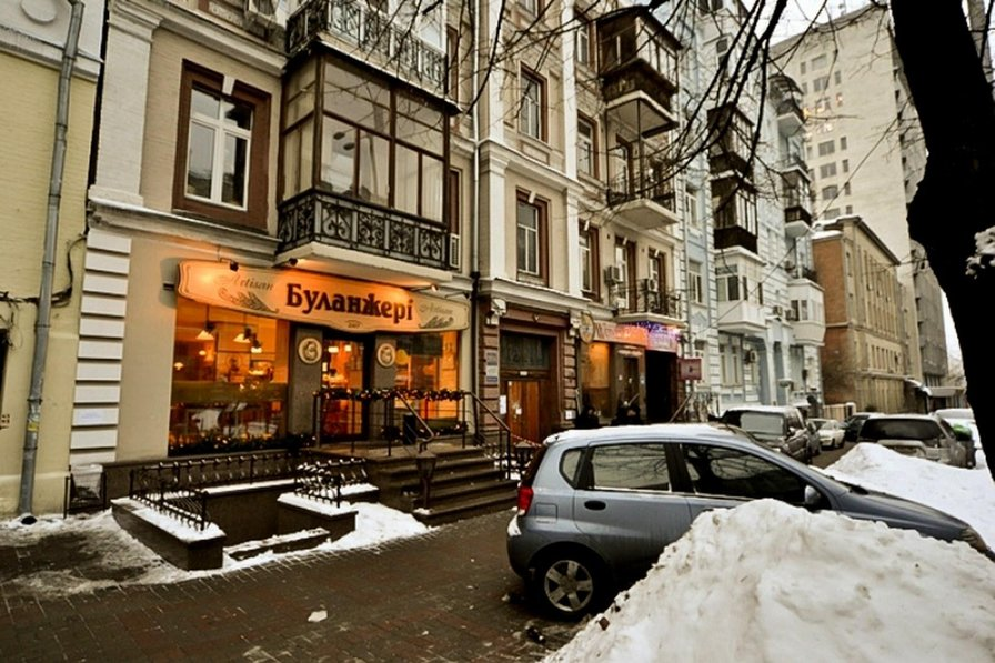 Best Kiev apartments (ID.71) Shota Rustaveli 29B
