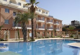 Aphrodite Springs One Bedroom