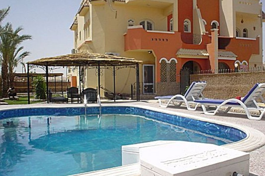 villa apartment with private swimmingpool