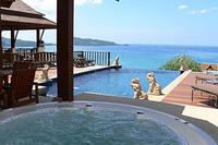 Villa in Thailand, Patong beach: Jacuzzi & Pool