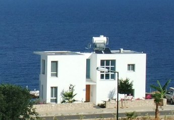 Villa in Cyprus, Esentepe: Want great sea views?