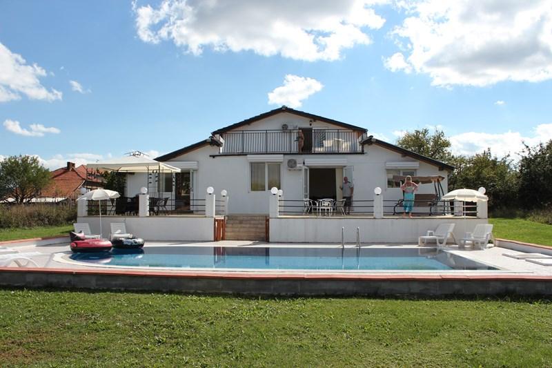 Villa in Bulgaria, Black sea coastal: view of villa