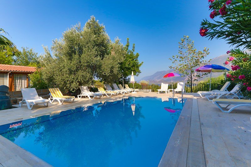 VILLA KAS | Garden Villa with pool - Big Pebble Beach Kas