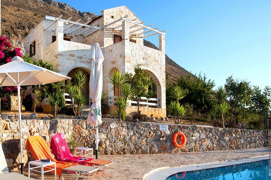 Villa in Greece, Apokoronas: Villa Thalia