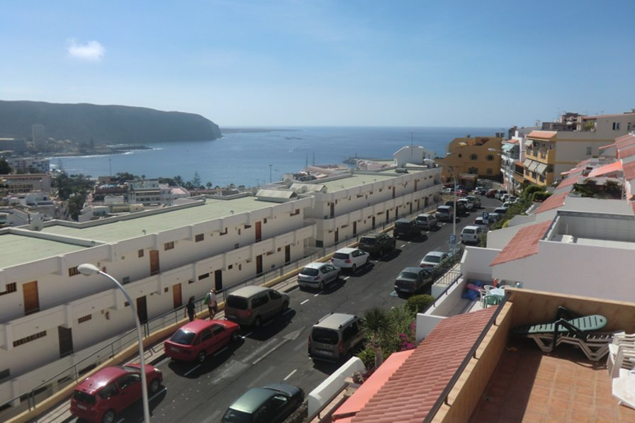 Apartment in Spain, Los Cristianos: Great views from the complex