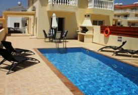Villa Katrina 2 Bed with Pool, Nissi Avenue Ayia Napa