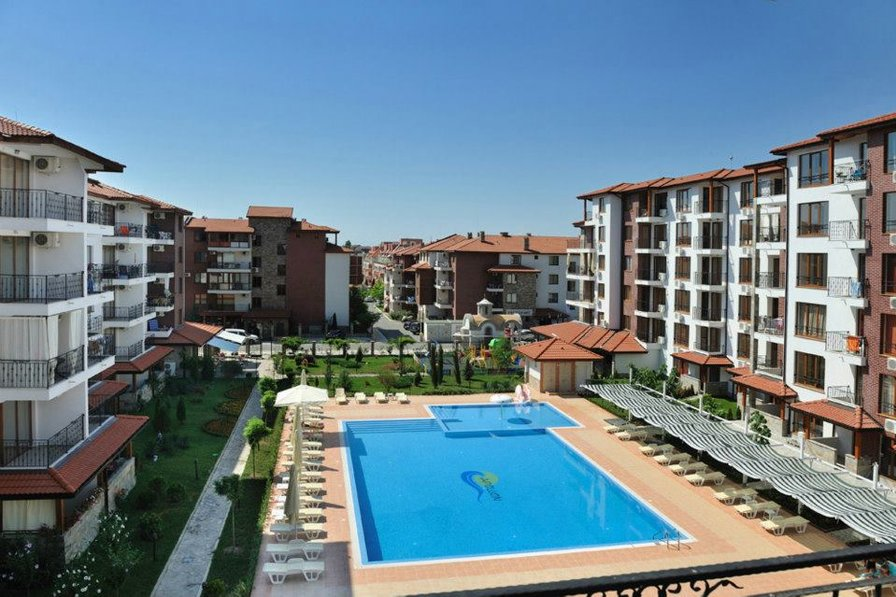Apartment in Bulgaria, Ravda