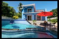 Villa in India, Candolim: The Blue Villa
