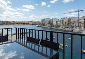 Seafront Duplex 3-bedroom Apartment