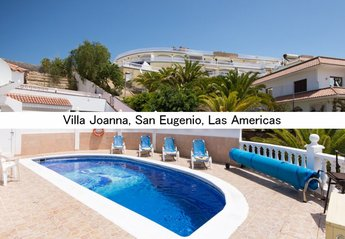 2 bedroom Villa for rent in San Eugenio Alto