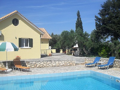 Villa in Greece, Zakynthos: Olive Grove Villa