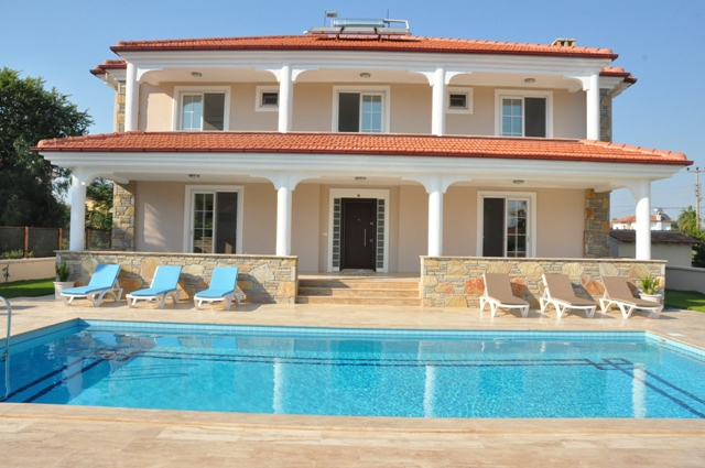 Villa in Turkey, Dalyan: Villa Kubra