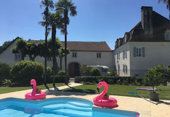 Country House in France, Virginie-Castetarbe-Batiplex-Moutete