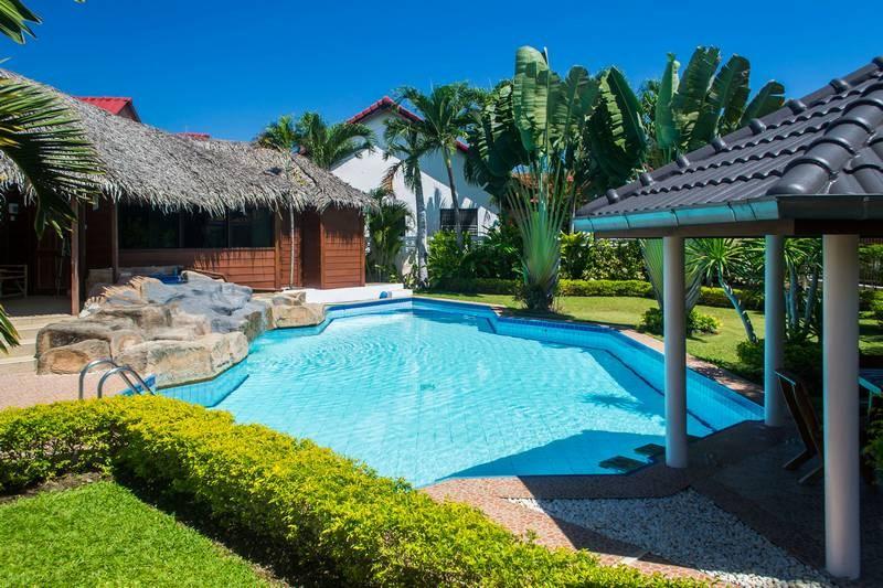 Villa in Thailand, Pattaya: Beautiful Gardens