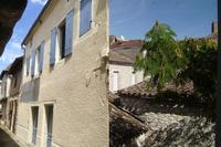 Cottage in France, Dordogne: Oustal Cottage (front and rear view from window)