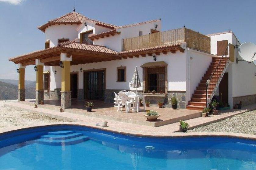 Country House To Rent In Los Romanes Spain With Private