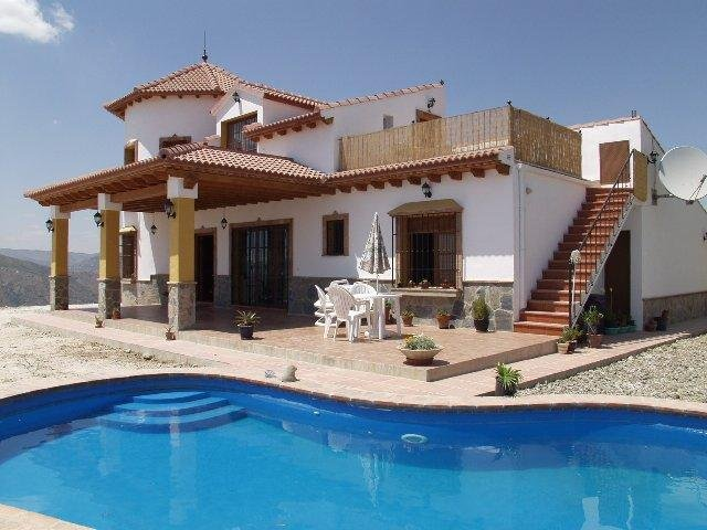 Country House To Rent In Benamargosa Spain With Private