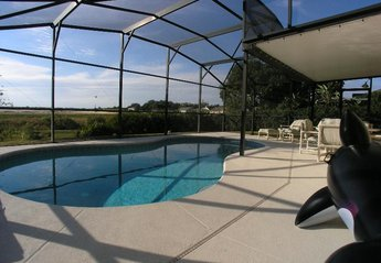 Villa in USA, Sunridge Woods: Relax by the pool