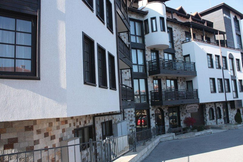 Penthouse apartment in Bulgaria, Bansko: The fabulous complex