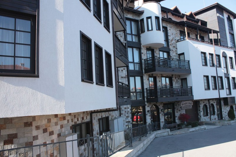 Penthouse apartment in Bulgaria, Bansko Ski Resort: The fabulous complex