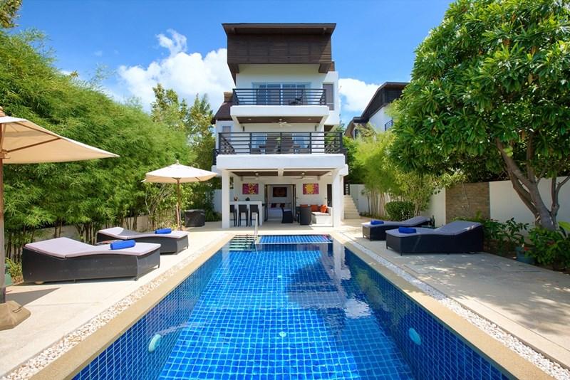 Villa in Thailand, Choeng Mon