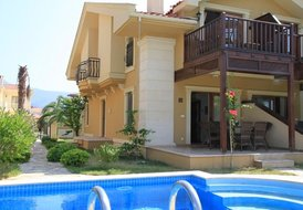 Villa Meander 3 bedrooms  opposite Rock  tomb by the River