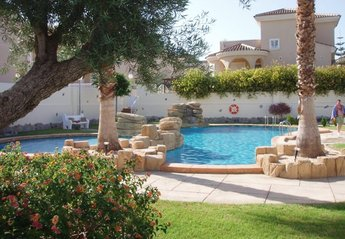 Villa in Spain, Ciudad Quesada: Community pool and garden area