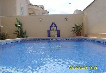 Villa in Ciudad Quesada, Spain: inviting pool