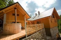 Villa in Slovenia, Bled: Wellness house with hot tube