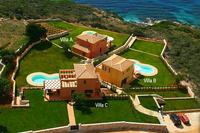 Villa in Greece, Skala: Villa Brio Exclusive complex is located on the coastline of Skala