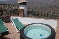 Village_house in Spain, Comares: Casa Jose, private jacuzzi with magnificent views!