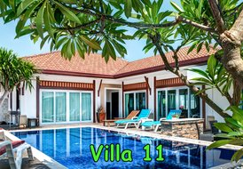 Busaba Pool Villa 11 - Hua Hin
