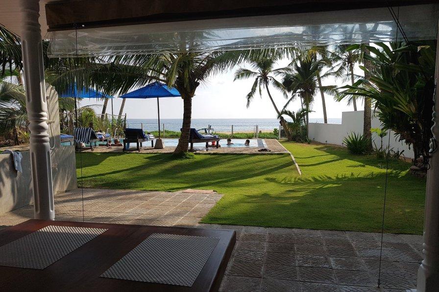 Owners abroad Tropical Beach House, Hikkaduwa