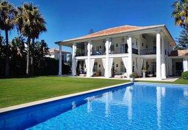 luxury Beach villa Marbella