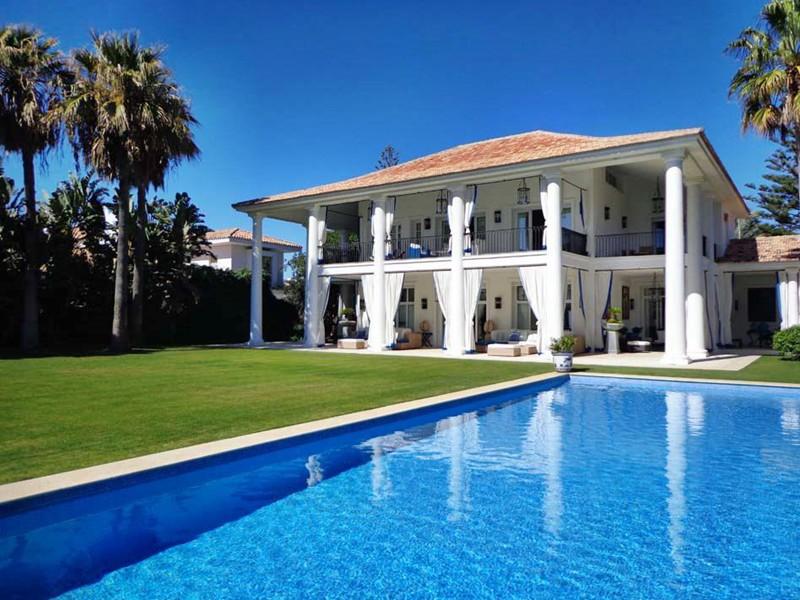Villa in Spain, New Golden Mile