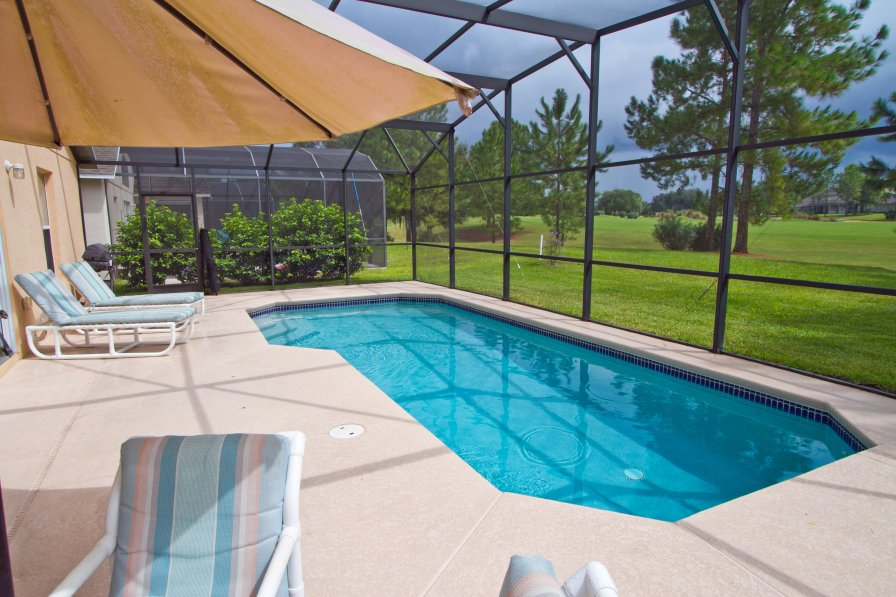 Villa To Rent In Southern Dunes Florida With Private Pool