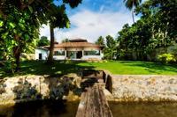 Villa in Sri Lanka, Ambalangoda: The Villa view from the laguna