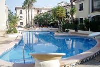 Apartment in Spain, Los Alcazares: pool area