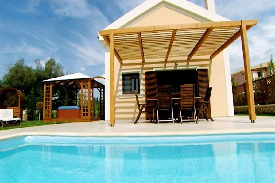 Owners abroad Beach Villa Anthia - 30% off for Sept/October
