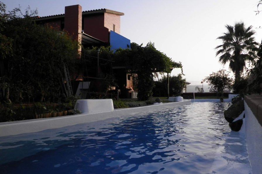 Owners abroad Lovely Villa, sauna, heated swimming pool and spectacular views