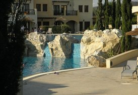 Luxury Two Bed Aphrodite Hills Apartment
