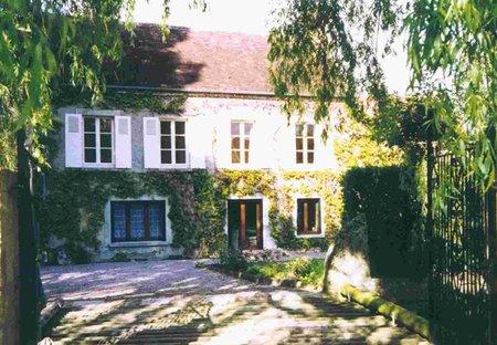 Country House in Merri, France: Le Moulin de Mandeville