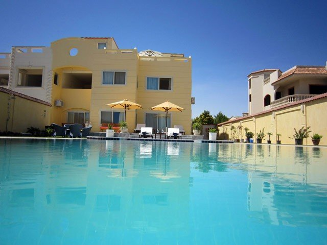 Apartment in Egypt, Hurghada: The First Floor Apartment