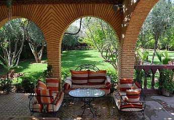 Villa in Morocco, Menara: Welcome to Serenity Marrakech Villa