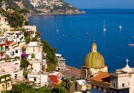 Positano - Apartment Mediterrean Sea - 3 pax