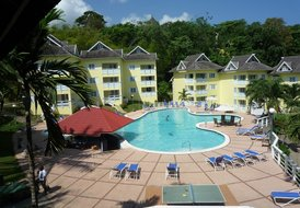 Mystic ridge Resort Hotel Ocho Rios  1 Bed apartment