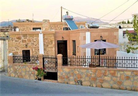 House in Haraki, Rhodes
