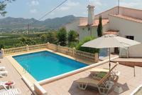 Villa in Spain, Gandia: Villa 'La Palma' with Private Pool - Near Gandia.
