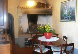 Villa La Pietra Grezza:Apt.Ancient Fireplace 6pax 18km to Firenze