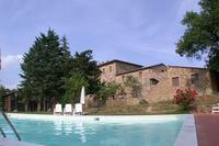 Villa in Italy, Castiglione D'orcia